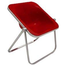 "Folding Armchair ""Plona"" by Giancarlo Piretti 1969 Italy"