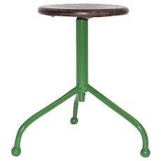 Industrial Stool 1950s