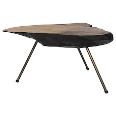 Carl Auböck Tree Trunk Table 1950s Vienna