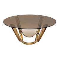 Brass Coffee Table 1960s