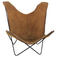 Butterfly Chair designed by Jorge Ferrari-Hardoy, Juan Kurchan & Antonio Bonet 1938