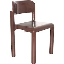 Brown Plastic Chair by Eerio Aarnio 1971/72