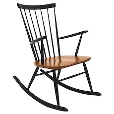 Rocking Chair by Roland Rainer circa 1958