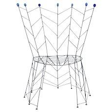 Modern Chair Pupeny by Bohuslav Horak 1988 Czech Republic