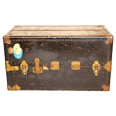 Oversea Traveling Case circa 1900