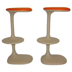 Pair of Barstools by Karim Rashid