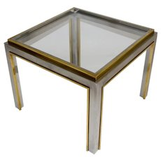 Italian Coffee Table by Romeo Rega circa 1970