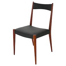 Viennese Chair designed by Anna-Lülja Praun 1953