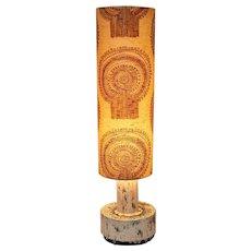 Ceramic Floor Lamp by Pieter Groeneveldt, Netherland 1960s