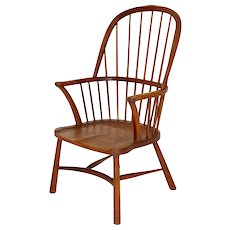 Windsor Chair in the circle of Josef Frank by Walter Sobotka Vienna 1932