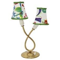 Brass Table Lamp by Josef Frank for Svenskt Tenn 1950, Sweden