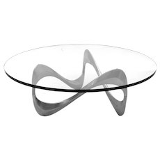 "Coffee Table ""Snake Table""  by Knut Hesterberg 1965"