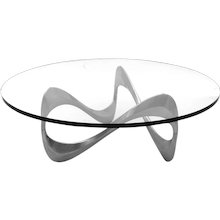 """Coffee Table """"Snake Table""""  by Knut Hesterberg 1965"""