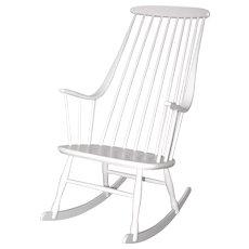 "Rocking Chair ""Grandessa"" by Lena Larsson for Nesto 1961 Sweden"