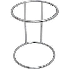 Chromed Metal Coffee Table 170s