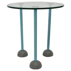 Side Table by Ettore Sottsass attributed 1985 Italy
