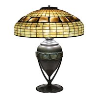 Tiffany Studios Turtle Back Table Lamp