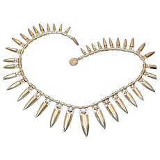 Victorian Gold Necklace by Robert Phillips