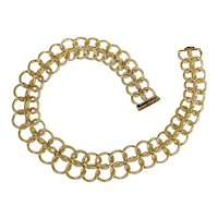 Chaumet Gold Necklace