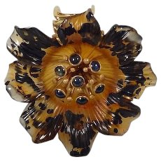Buccellati Flower Brooch