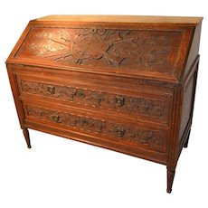 French Louis XVI Bureau de Dame