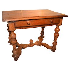 Continental Baroque 17th Century Table
