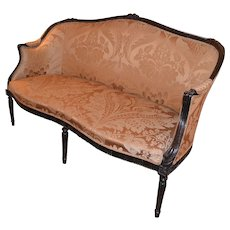 Louis XV Settee, 18th Century