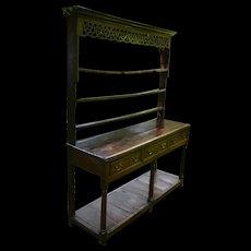 Welsh Dresser, 18th century