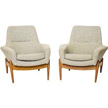 IB Kofod-Larsen pair of armchairs
