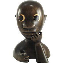 African Boy by Workshop Hagenauer