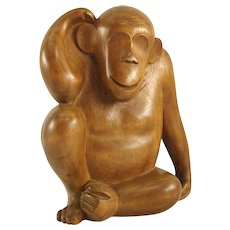 Wooden Monkey - Workshop Hagenauer 1930s-40s