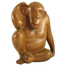 Wooden Monkey - Workshop Hagenauer 1930s-40s
