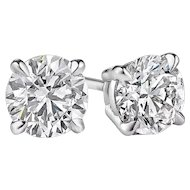 2.00 cts. Diamond Studs Earring
