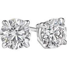 2.00 cts. Diamond Studs Earring