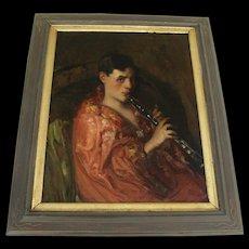 Oil on Canvas by Antonio Barone
