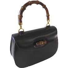 Vintage Classic Gucci Purse Handbag Bamboo Handle