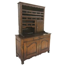 18th Century French Fruitwood Cherry Vasselier