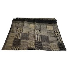 Woven Blanket Throw