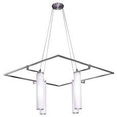 Brae Square Lantern Chandelier