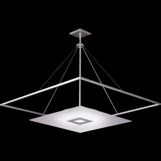 "Duesenberg No. 020 45"" Square Pendant"