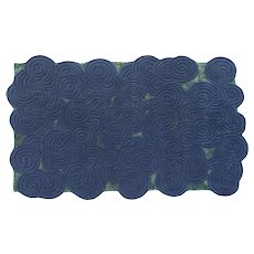 Dual Colour Rectangular Rugs