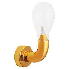 The Single Bulb Wall Light