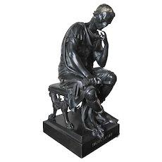 Caesar by Albert Ernest Carrier-Belleuse