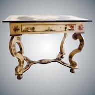 Italian Chinoiserie Table