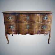 German 18th Century Commode