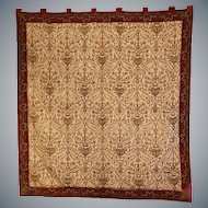 French or Italian 18th Century Wall Hanging