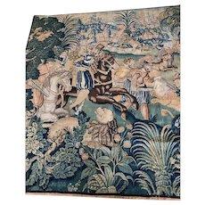 Flemish Hunting Tapestry