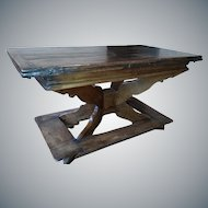 Swiss Extending Dining Table