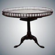 Large George III Tilt-Top Table