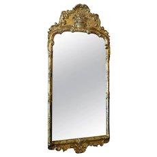 Swedish 18th Century Mirror